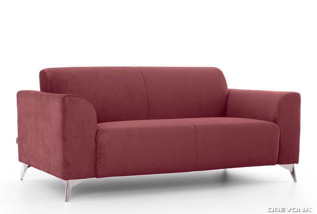 3-sed talianský design bordový AVA SIMPLY London 309