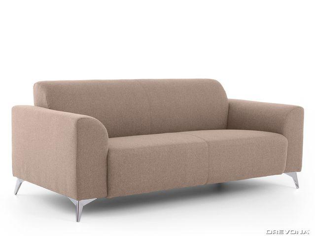 3-sed talianský design hnedý AVA SIMPLY Inari 23