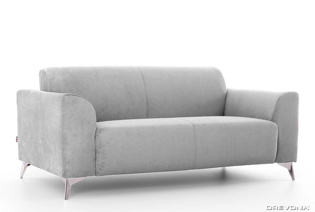 3-sed talianský design svetlo šedý AVA SIMPLY London 314