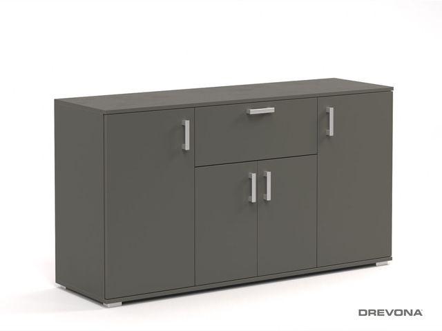 Bielizník šedý grafit REA SISA 6