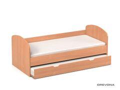Detská posteľ buk REA ABRA