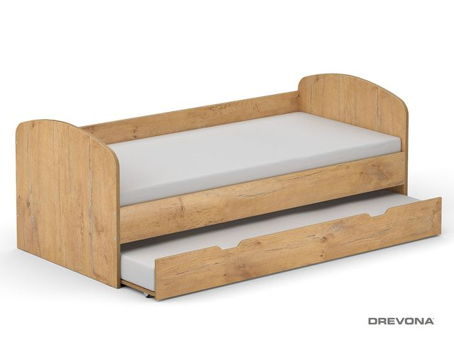 Detská posteľ dub lancelot REA ABRA