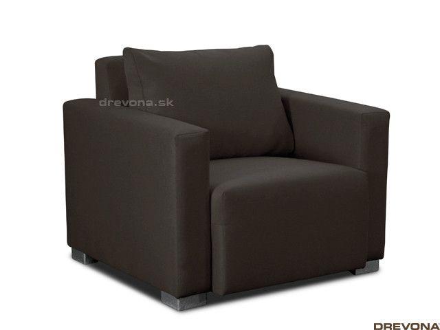 Fotela látka antracit STACY