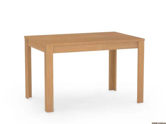 Jedálenský stôl 120 x 80 buk REA TABLE