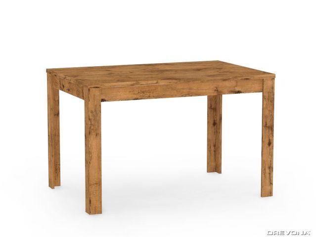 Jedálenský stôl dub lancelot REA TABLE