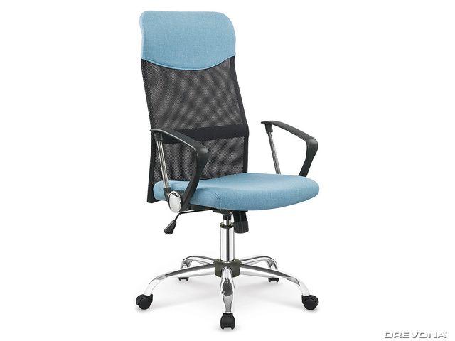 Kancelárska stolička modrá VIRE 2