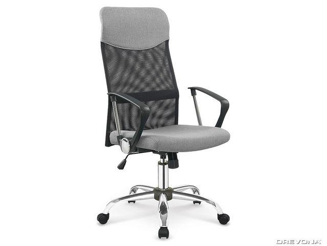 Kancelárska stolička šedá VIRE 2