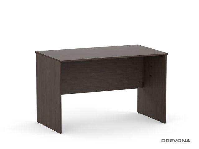Kancelársky stôl wenge REA OFFICE 67 pi/za