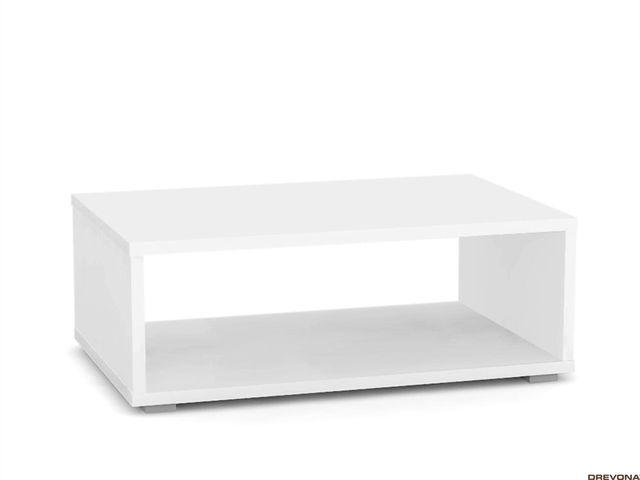 Konferenčný stolík biely RP ROULETTE 1 (RP-KS-2)