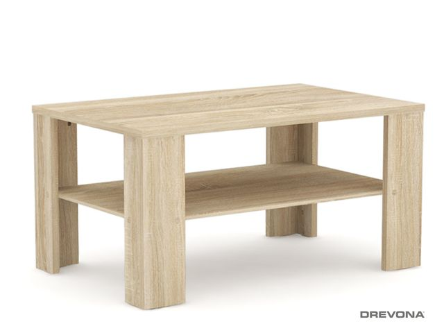 Konferenčný stolík dub bardolíno REA 3v