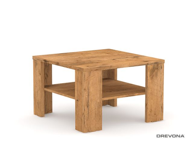 Konferenčný stolík dub lancelot REA 4