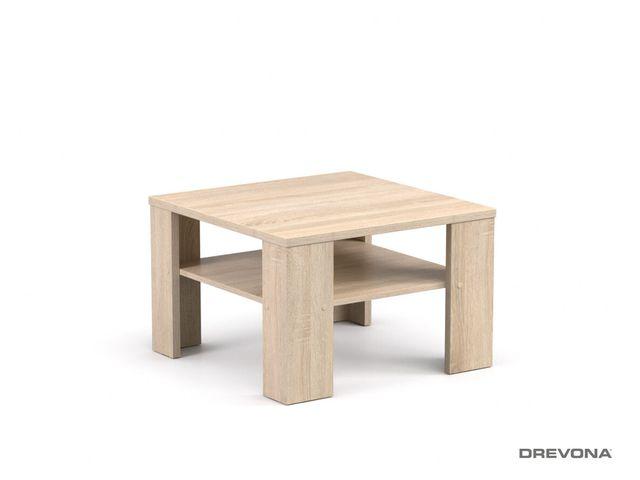 Konferenčný stolík dub bardolíno REA 4