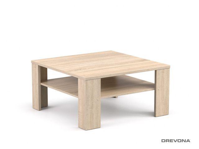 Konferenčný stolík dub sonoma REA 5