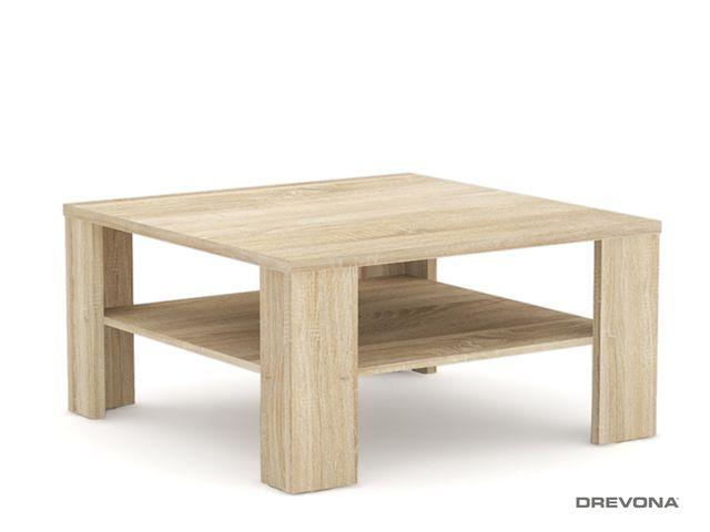 Konferenčný stolík dub bardolíno REA 5