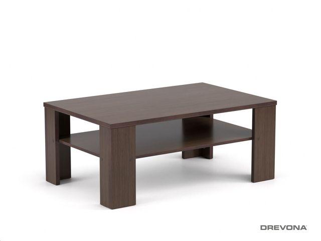 Konferenčný stolík wenge REA 3