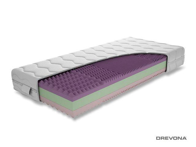 Luxusný matrac 80 x 200 TAMARA Micro + vankúš