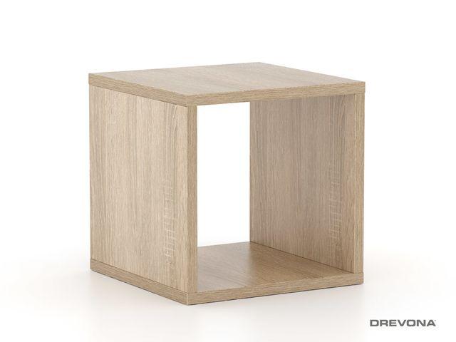 Multifunkčný stolík dub bardolino REA BLOCK