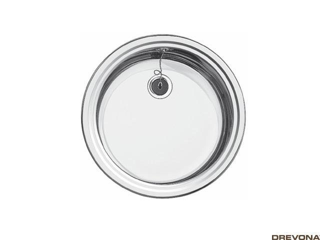Okrúhly kuchynský drez RONDOSOL