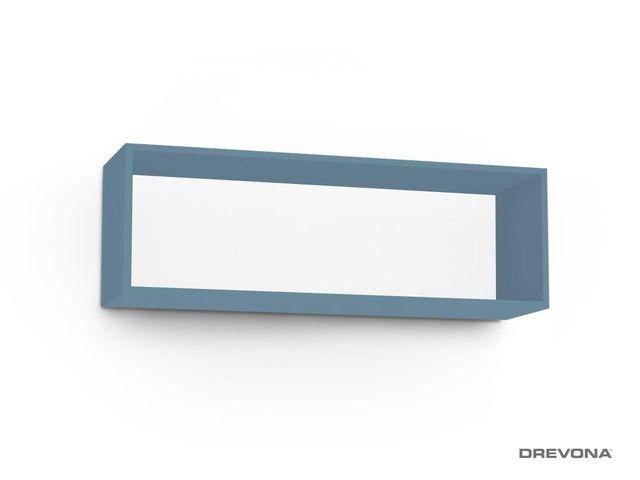 Otvorená skrinka modrá PowBlue REA REBECCA 8