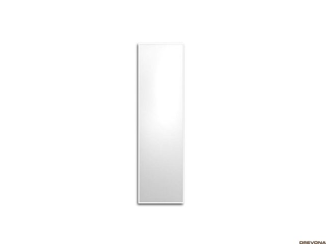 Panel so zrkadlom biely RP-CHZ-16-B