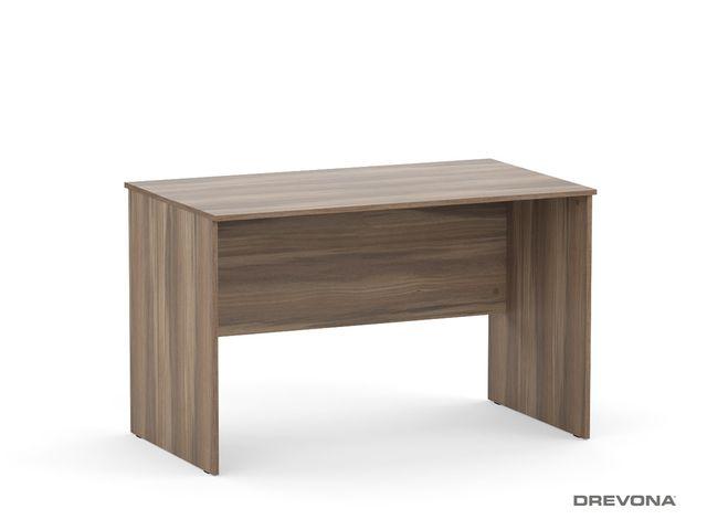 Písací stôl orech rock REA OFFICE 67 pi/za