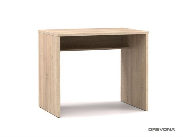 Písací stolík dub bardolíno RP POLO 1