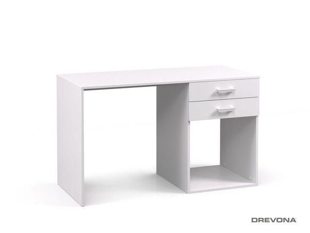 Písací stolík PC 120 biely REA SAM