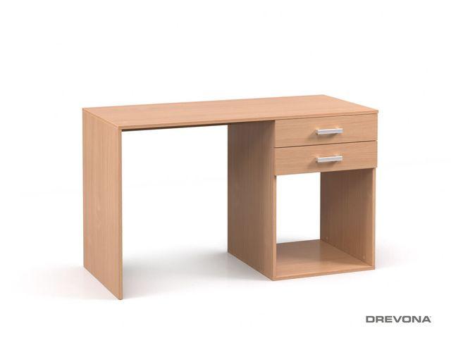 Písací stolík PC 120 cm buk REA SAM