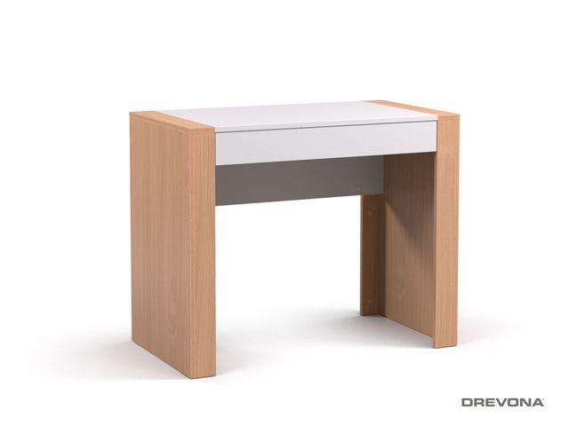 Písací stolík pod PC bukový REA JAMIE
