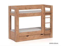 Pochodová posteľ dub lancelot REA PIKACHU, pravá