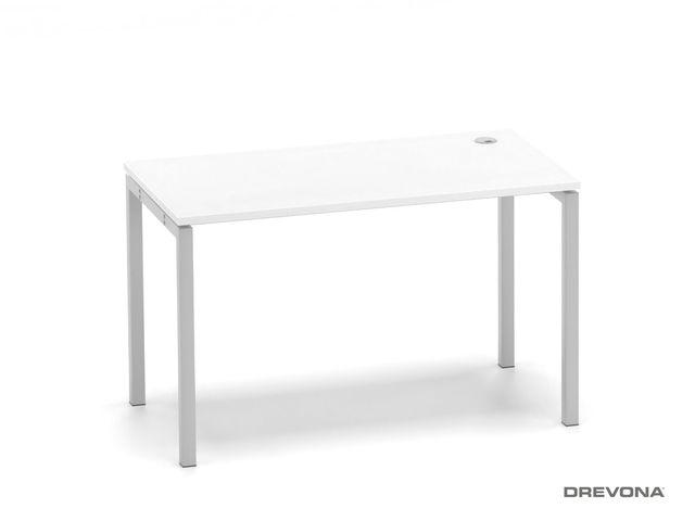 Pracovný stôl biely RP-SPK-1200