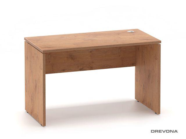 Pracovný stôl dub lancelot RP-SPD-1200