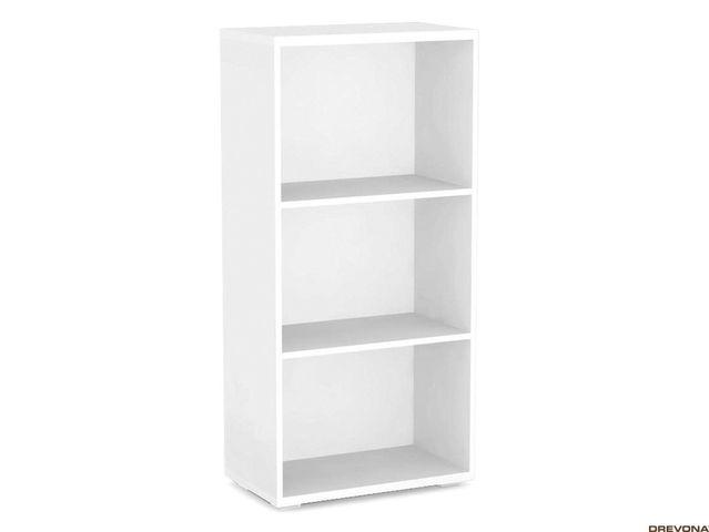 Regál 60x124 cm biely REA STORE