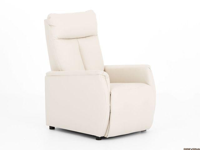 Relaxačné kreslo béžové TAPIO