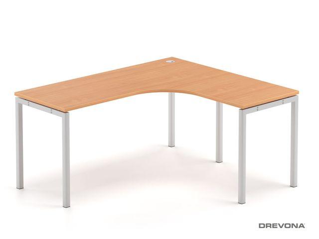 Rohový stôl buk RP-SRK-1600