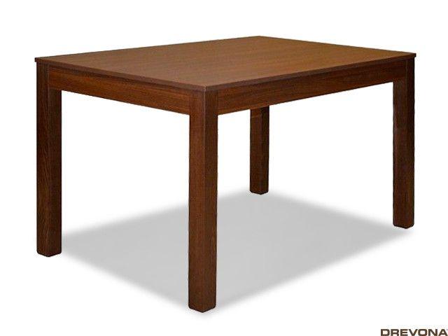 Rozkladací stôl 120x85 orech RAVENA