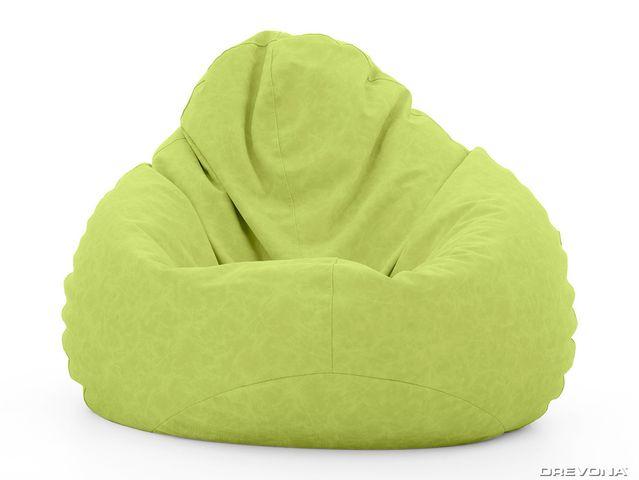 Sedací vak zelený nepremokavý AQUAVAK Satt 31