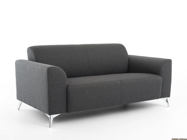 2-sed talianský design šedý AVA SIMPLY Inari 96