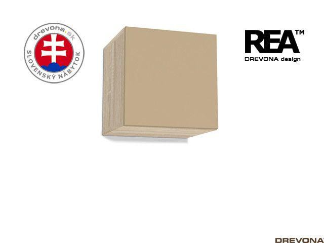 Skrinka dub bard/cap REBECCA 6