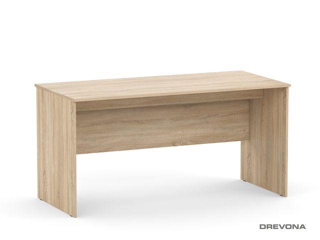 Stôl písací dub bard. REA OFFICE 60 pi/za