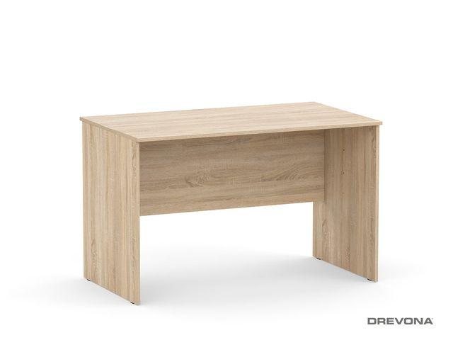 Stôl písací dub bard. REA OFFICE 67 pi/za