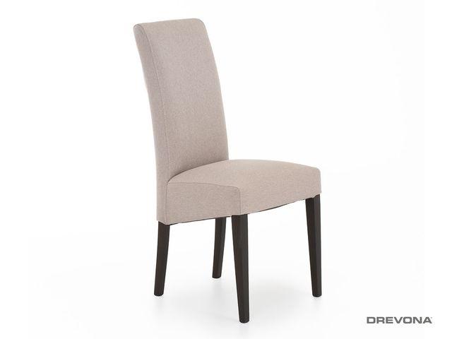 Stoličky do kuchyne šedé + wenge BOSTON