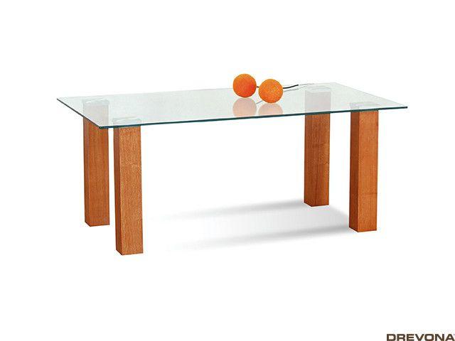 Konferenčný stolík MOON, čerešňa