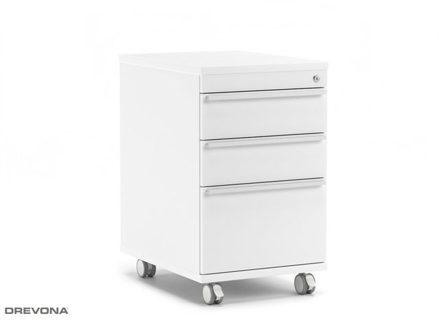 Zásuvkový kontajner biely REA PLAY KN 1
