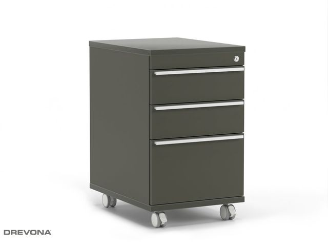 Zásuvkový kontajner grafit REA PLAY KN 1