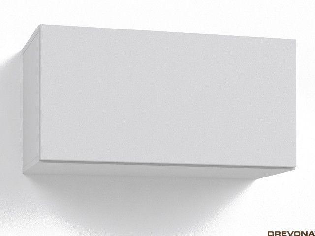 Závesná skrinka biela REA REBECCA 7/D