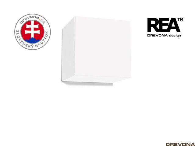 Skrinka biela REA REBECCA 6