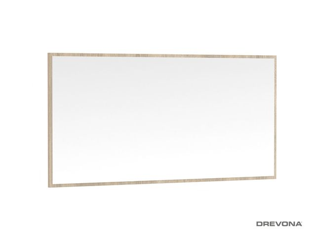 Zrkadlo 120x60 na paneli dub bardolíno BASIC ZRK 120