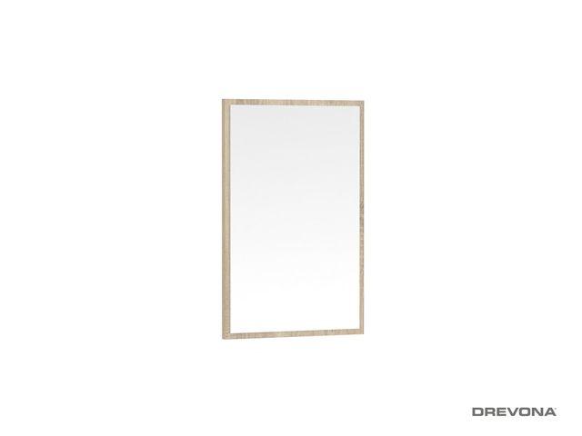 Zrkadlo 40x60 na paneli dub bardolíno BASIC ZRK 40