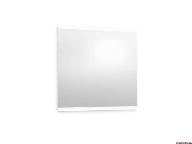 Zrkadlo do kúpeľne 60x60 biela REA REST 7